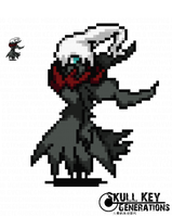 Custom Scratch JUS: Darkrai by ShaxiSakato