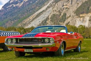 Muscle Car Convertible by AmericanMuscle