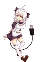 USB Maid by BellAnska