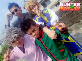 Hunter X Hunter by Aienm