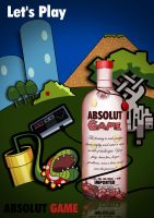 Absolut Game by DougAzevedo