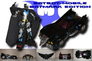 Batbot-Mobile Batmark Edition by advs14u2nv