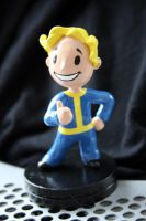 Vault Boy for My Love by TubaQueen