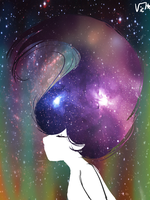 Space by VicRainbow
