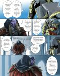 Verse-12 ( even some Kings can fall to this evil) by MemorialComics