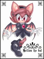 +Hellion the Bat+ by Leather-lynx