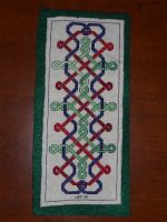 Bookmark Pattern E2 by Joce-in-Stitches