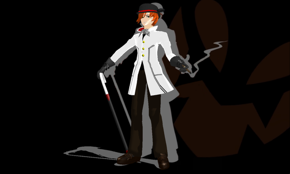 MMDxRWBY Roman Torchwick + DL by MotherNoroi