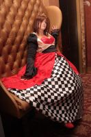 Queen of Hearts by wilbur-kyriu