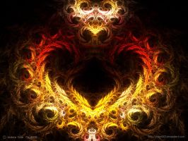 Flame Wreath by psion005
