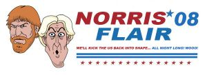 Norris and Flair '08 by Gpapanto