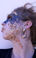 Avant Garde Makeup 1 by crummywater