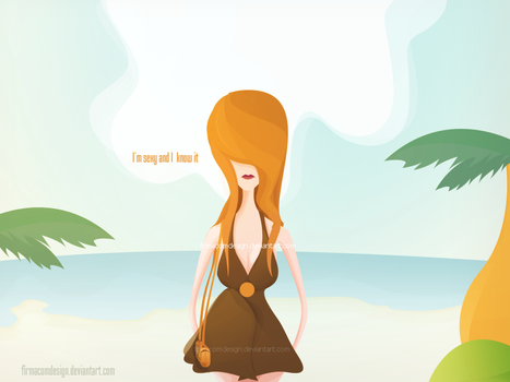 sexyredhead by firmacomdesign