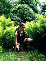 Lara Croft - Jungle by TanyaCroft