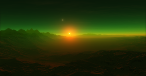 Pioneer SPACE ENGINE 16: The Pale-Green Horseman by TuberculosisGeorge