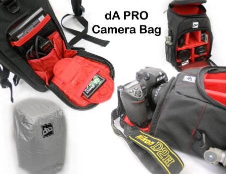dA PRO Camera Bag - Review by SL-Photography