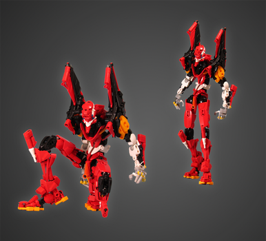 Eva Unit 02 by retinence