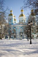 Nikolsky cathedral. by IgorPush