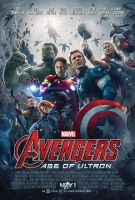 Avengers: Age of Ultron - Official Poster by EversonTomiello