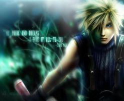 Cloud Strife by mandi-chan