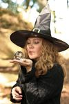 Witch 49 by NHuval-stock