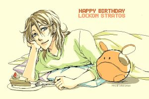 HBD Lockon '09 by minamiya