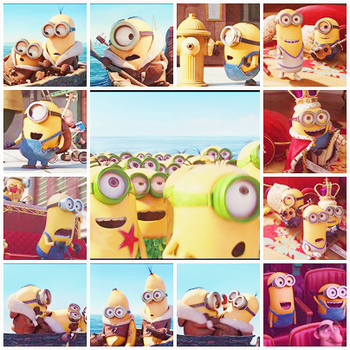 [PHOTOPACK] MINIONS by Windie2k1