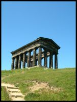 Penshaw Monument by Princess-Amy