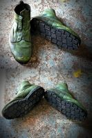 Wintertires boots by Andenne