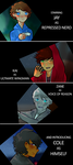 Last one out of Ninjago City by x3thanXx