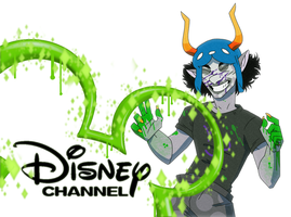 You're Watching Disney Channel by SabreBash