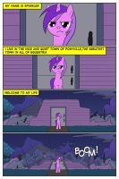 The Backgrounders: Canterlot Bound #1 by flak--k