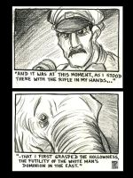 Shooting an Elephant: Storyboard 3 by Snipetracker