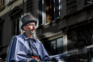 coachman in Firenze by Rikitza