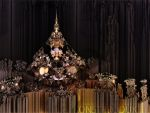 Palace of Concinnity in the Kingdom of Kitsch by MANDELWERK