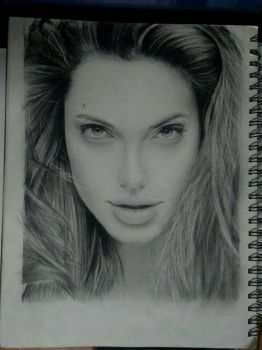 Angelina Jolie by khachung97