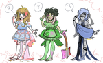 Adoptables batch !! (CLOSED) (AUCTION)(UPDATED) by princeofpastels