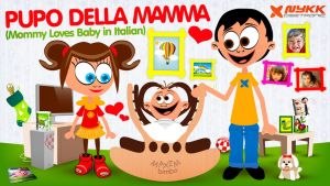 Pupo della mamma (Mommy Loves Baby in Italian) by djnick2k