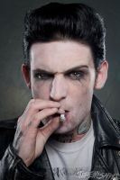 William Control - Smoking by JeremySaffer