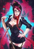 Headmistress Fiora by MonoriRogue