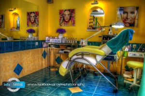 Beauty salon by Piroshki-Photography
