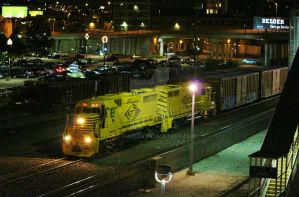 KCT Transfer. by Railphotos