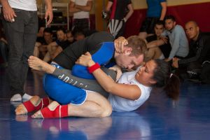 Cordia Grappling Open - Jelle and Samantha by MadjoeSport