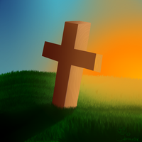 The Cross by Goldfish-24-7