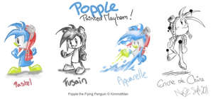 Popple - Painted Mayhem 1 by 123soleil