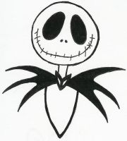 Jack Skellington by Cai-Muffin