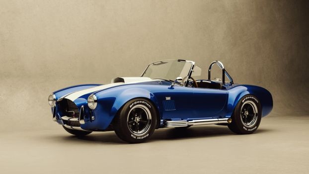 Shelby Cobra 427 (1965) by Laffonte