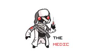 The Medic by SteampunkHipster