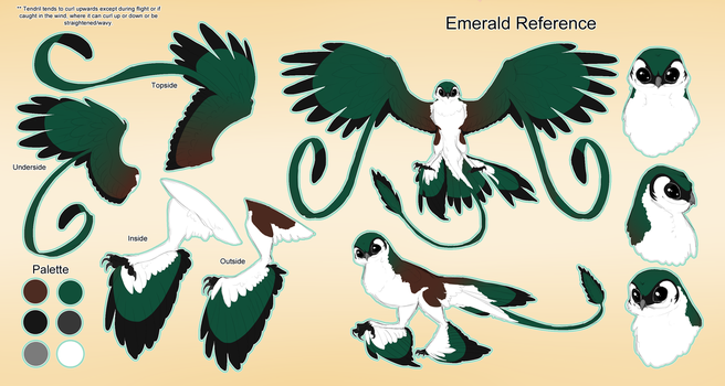 DS: Emerald Reference by Toffee-Tama