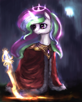 Show yourself... by ElkaArt